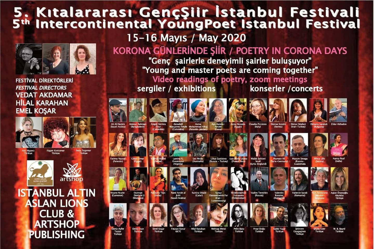 Istambul may 2020